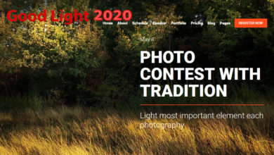 Photo of Good Light 2020
