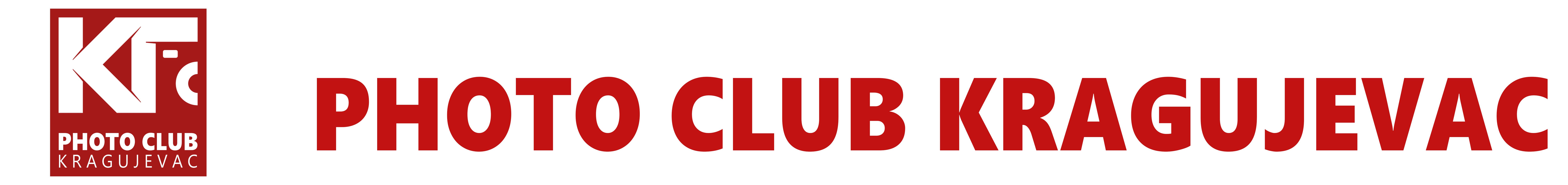 Photo Club Kragujevac Logo